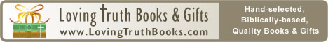 Hand-selected, Biblically-based, quality books & gifts