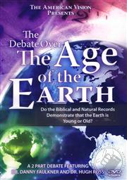 The Debate Over the Age of the Earth: Do the Biblical and Natural Records Demonstrate that the Earth is Young or Old? (2 DVD Set),Various