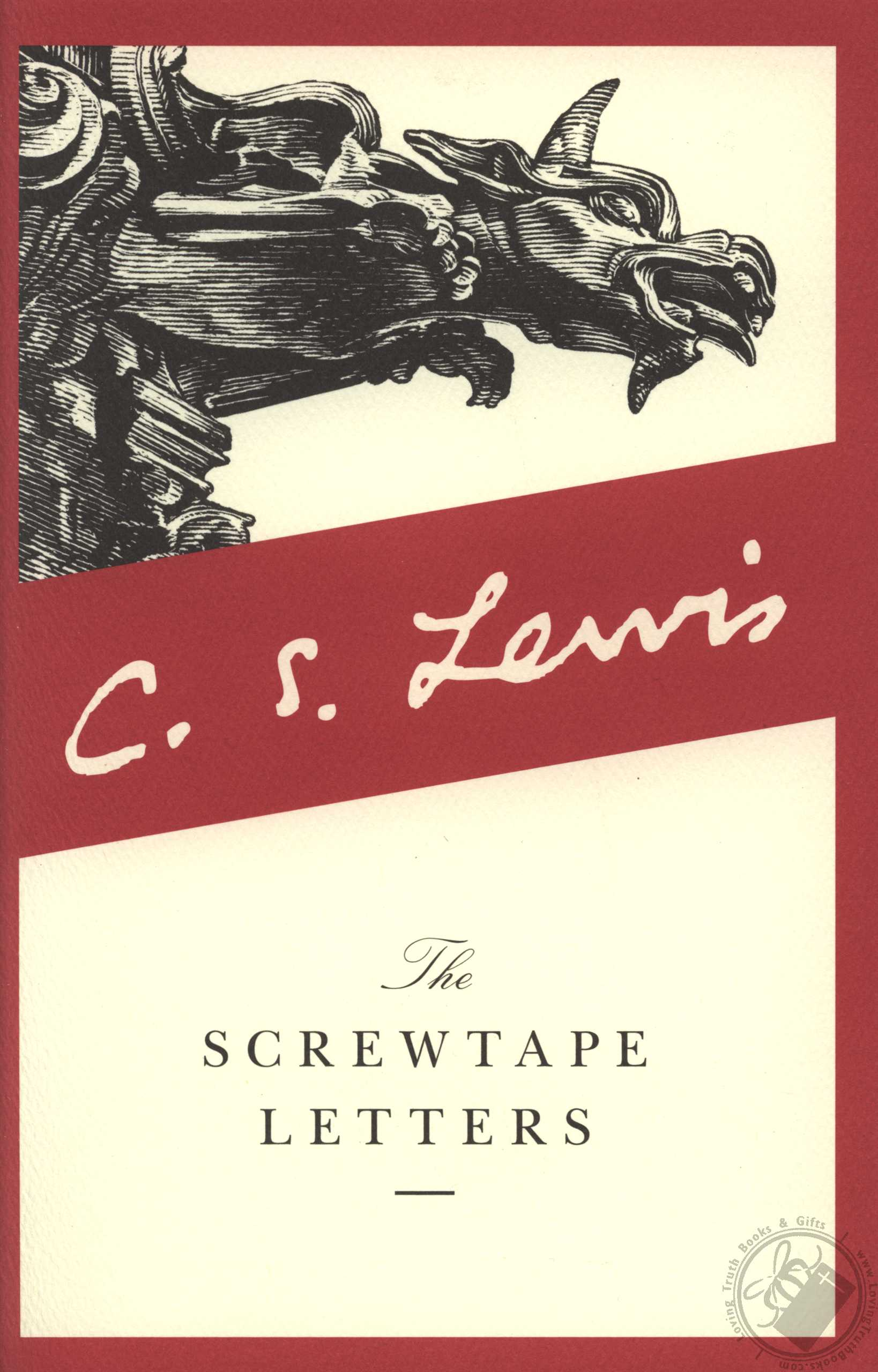 The Screwtape Letters by C. S. Lewis (Book / Paperback) (Loving Truth ...