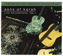 Live Recordings Volume 1 with Bonus LIVE DVD,Sons of Korah