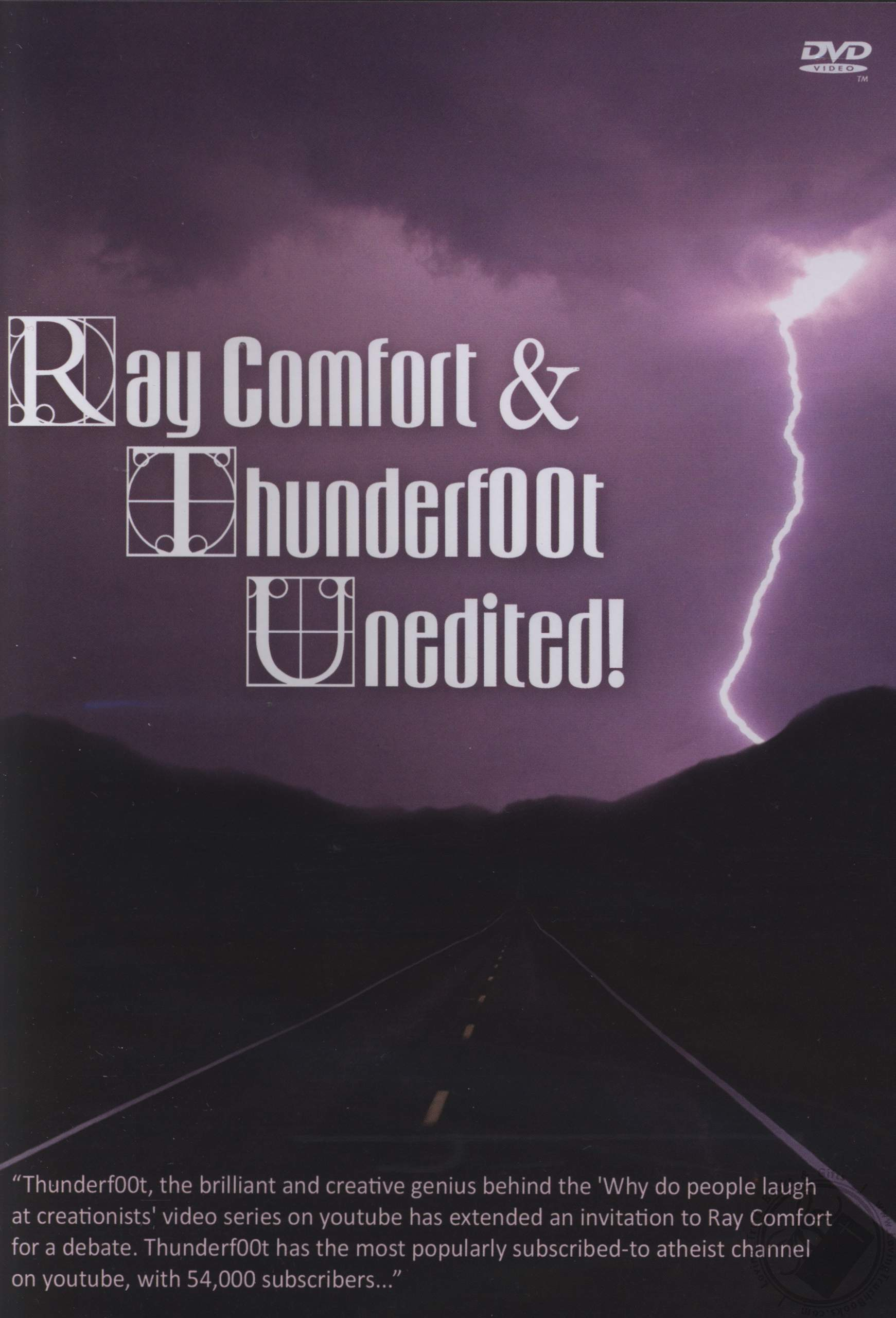 Ray Comfort Amp Thunderf00t Unedited Ray Comfort And