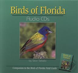 Birds of Florida Audio CDs: Accompanies the Birds of Florida Field Guide ,Stan Tekiela