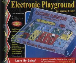 Electronic Playground and Learning Center 50-in-1 (EP50) (Electronic Project Lab),Elenco Electronics