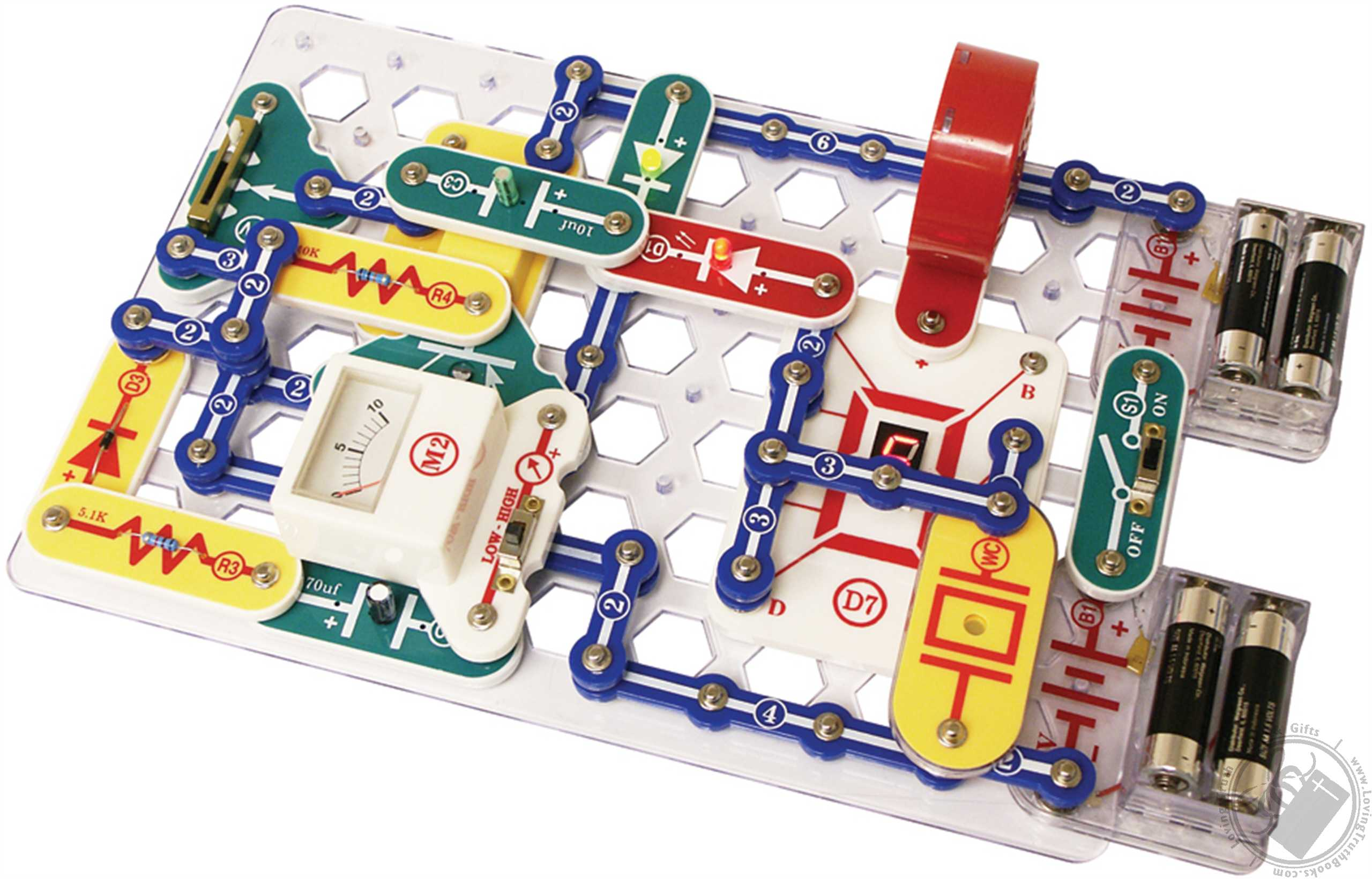 Sebok Contains The Electronic Versions Of 80 Books 6819553 Ejobnet Snap Circuits Green Energy Sc500r Pro 500in1 Sc500