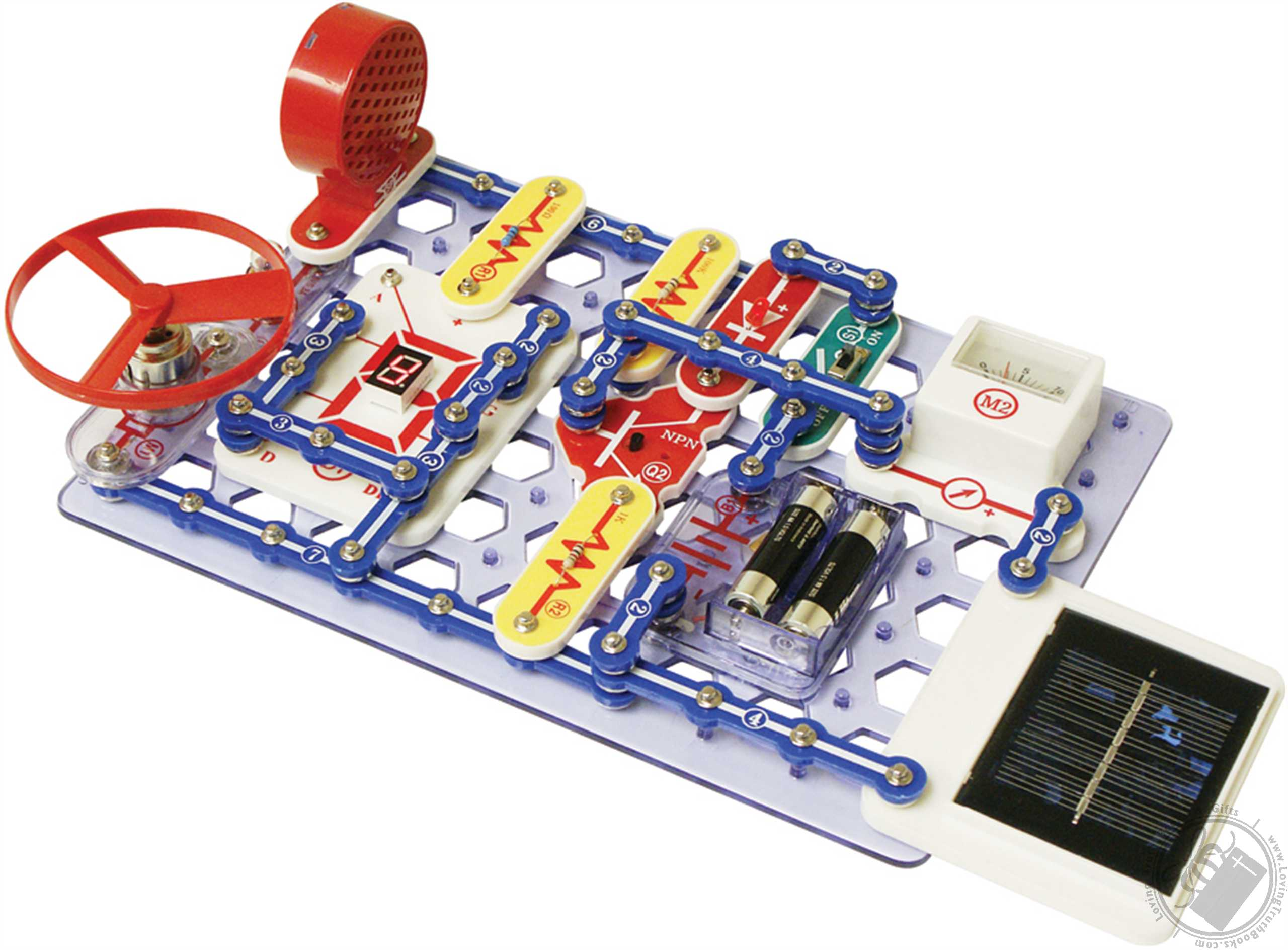 Snap Circuits Extreme Sc 750 With Computer Interface Electronic Basic Electronics Toys For Kids Jr 100 Views Click To Preview