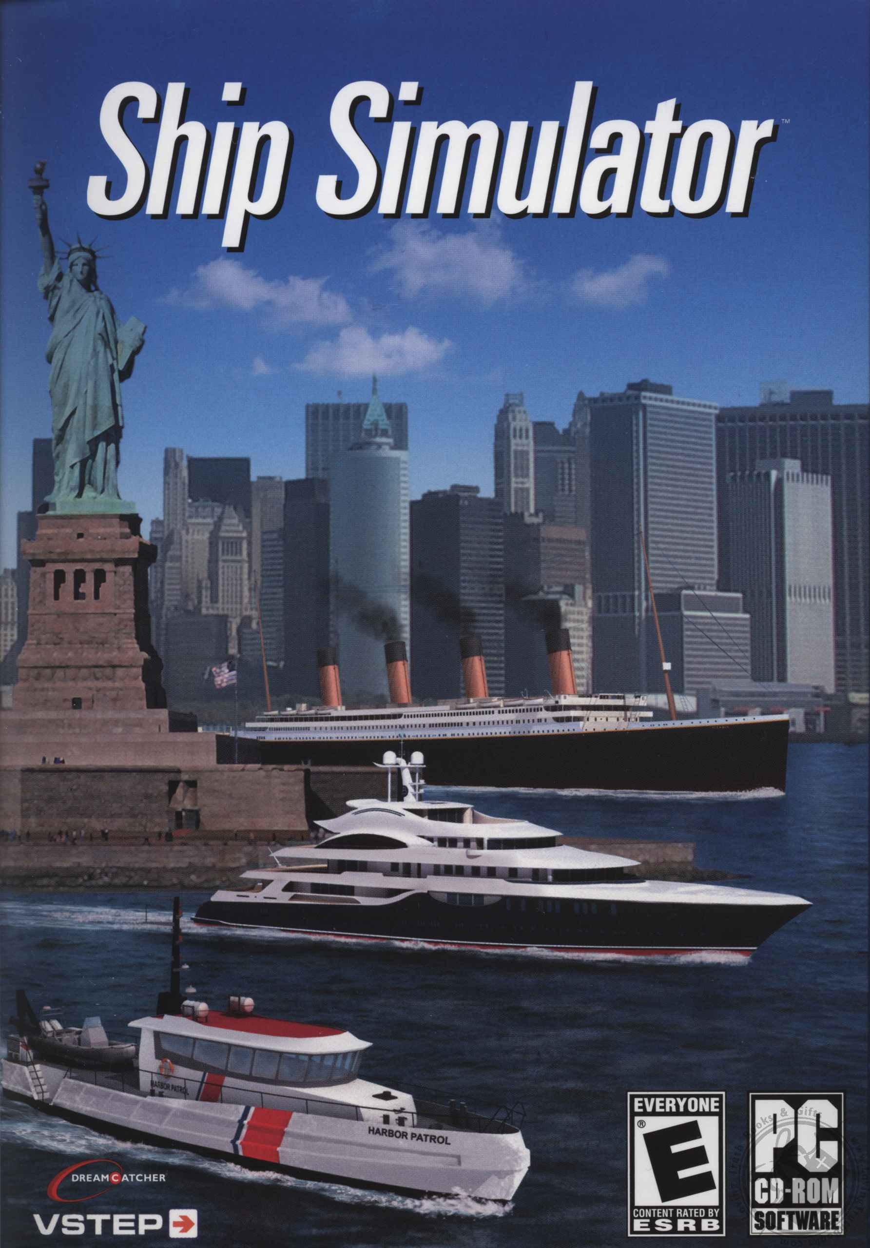 Ship Simulator (Windows 2000 / 98 / Me / XP) by Dreamcatcher