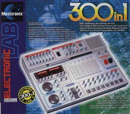 300-In-One Electronic Project Lab (Model MX-908) (Electronic Experiment Kit),Elenco Electronics