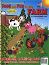 Educational Coloring and Activity Book: All About American Agriculture, Food and Fun on the Farm,Really Big Coloring Books