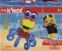 Kid K'Nex Ocean Buddies Building Set (23 pieces) Ages 3+,K'Nex Brands