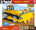 K'Nex Collect and Build Construction Crew Bulldozer (238 pieces) Ages 5+ (Construction Crew Series #5),K'Nex Brands