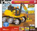 K'Nex Collect and Build Construction Crew Giant Excavator (243 pieces) Ages 5+ (Construction Crew Series #6),K'Nex Brands