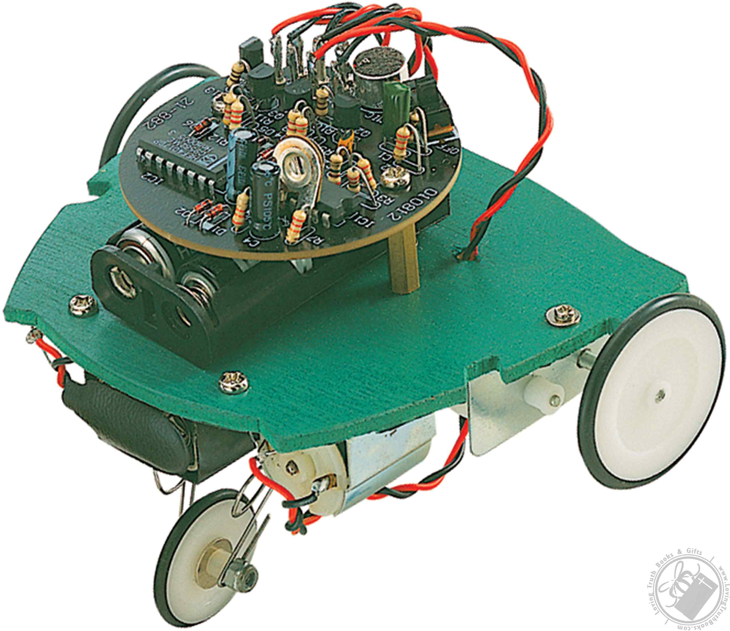 Do it yourself robot kit turning frog soldering project kit views click to preview solutioingenieria Image collections