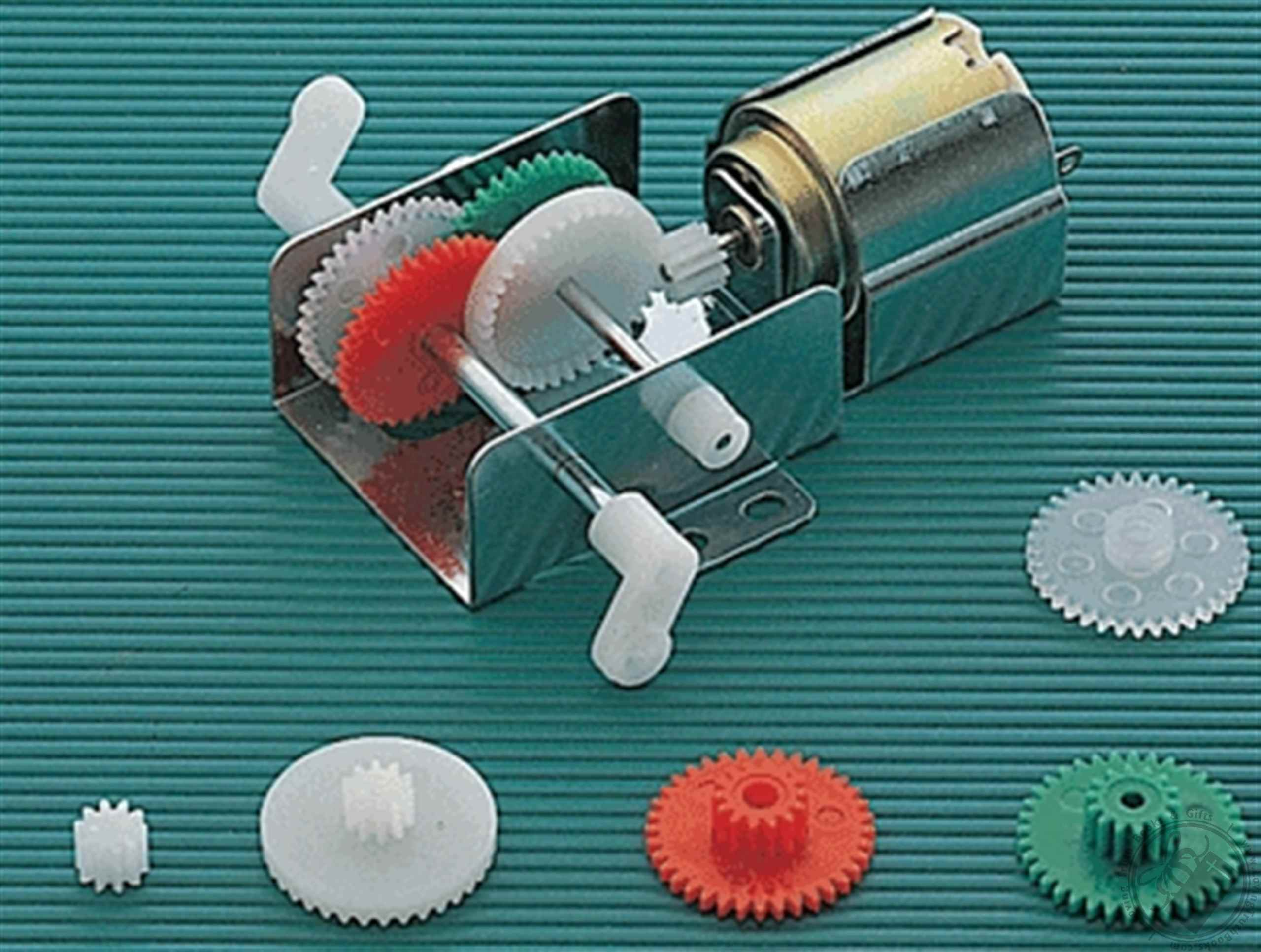 Do it yourself 2 in 1 gearbox kit electronic experiment kit by views click to preview solutioingenieria Images