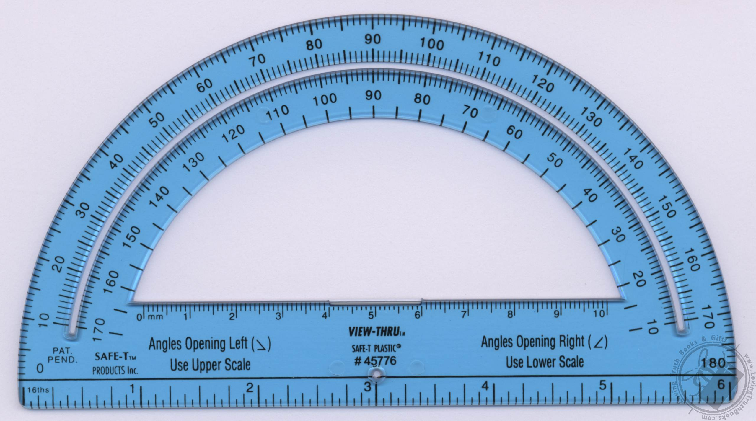 Printable 360 Degree Protractor