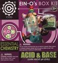 Ein-O's Essential Chemistry Acid & Base (Ein-O's Box Kit) Ages 8 and up,Cog