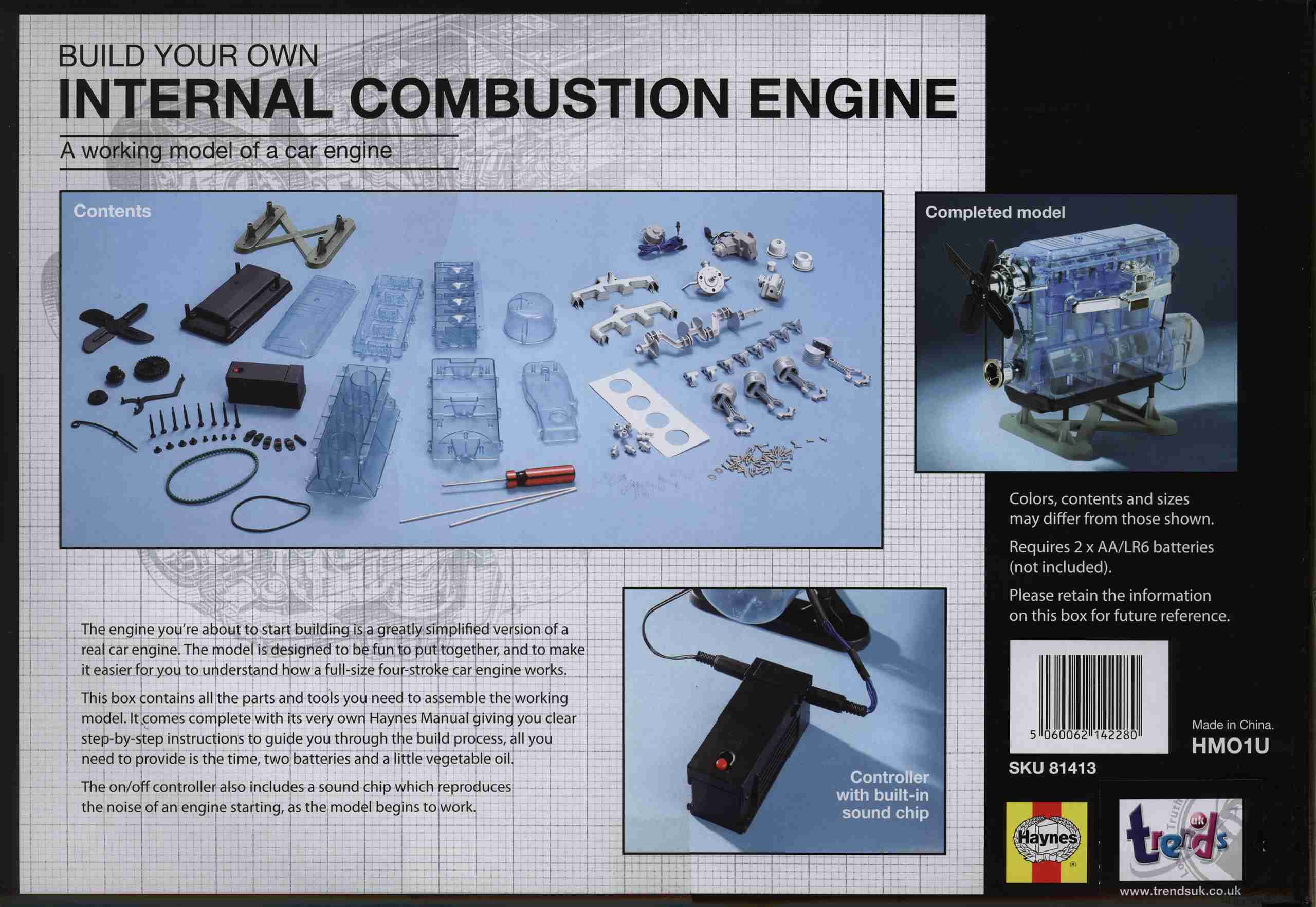 Haynes Build Your Own Internal Combustion Engine: A ...