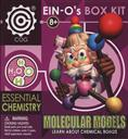 Ein-O's Essential Chemistry Molecular Models (Ein-O's Box Kit) Ages 8 and up,Cog