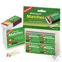 Coghlan's Waterproof Matches (Pack of 10 Boxes - 400 Matches),Coghlan's Ltd