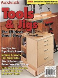 Woodsmith Woodworking Tools & Jigs, V.3 (Efficient, Pro Tips, Precision Results),August Home Publishing