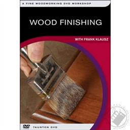 Wood Finishing with Frank Klausz (A Fine Woodworking DVD Workshop),Frank Klausz