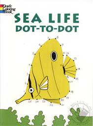 Dover Sea Life Dot-to-Dot,Heidi Petach
