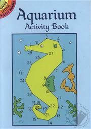 Aquarium Activity Book (Dover Little Activity Books),Suzanne Ross