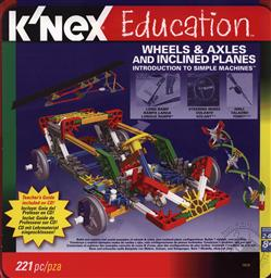 k nex simple machines instructions