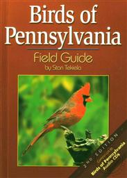 Birds of Pennsylvania Field Guide, 2nd Edition,Stan Tekiela