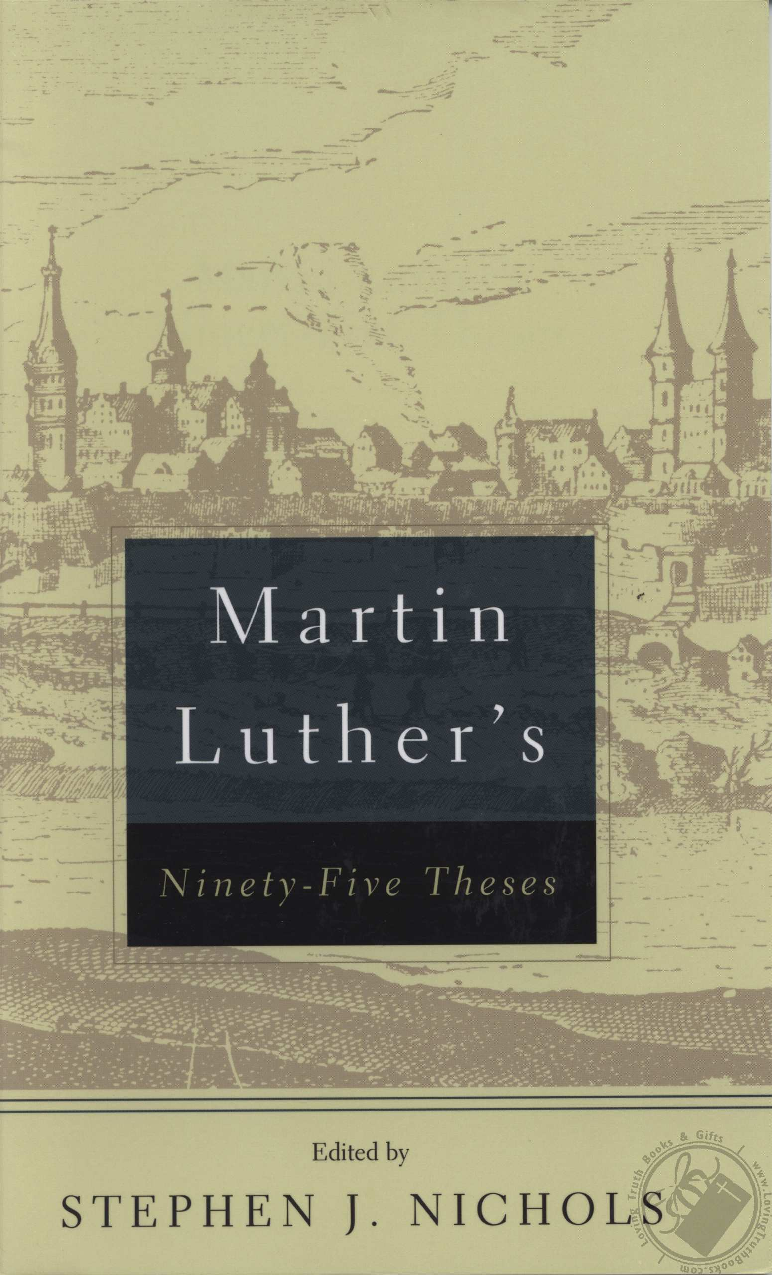 research paper martin luther s 95 theses 1517 luther posts the 95 theses the 33-year-old martin luther posted theses on the door of the castle and luther's name had become associated with demands.
