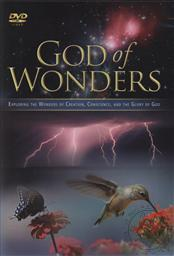 God of Wonders: Exploring the Wonders of Creation, Conscience, and the Glory of God,Jim Tetlow