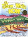 Draw Write Now, Book 3: Native Americans, North America, Pilgrims,Marie Hablitzel, Kim Stitzer
