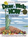 Draw Write Now, Book 5: The United States, from Sea to Sea, Moving Forward,Marie Hablitzel, Kim Stitzer